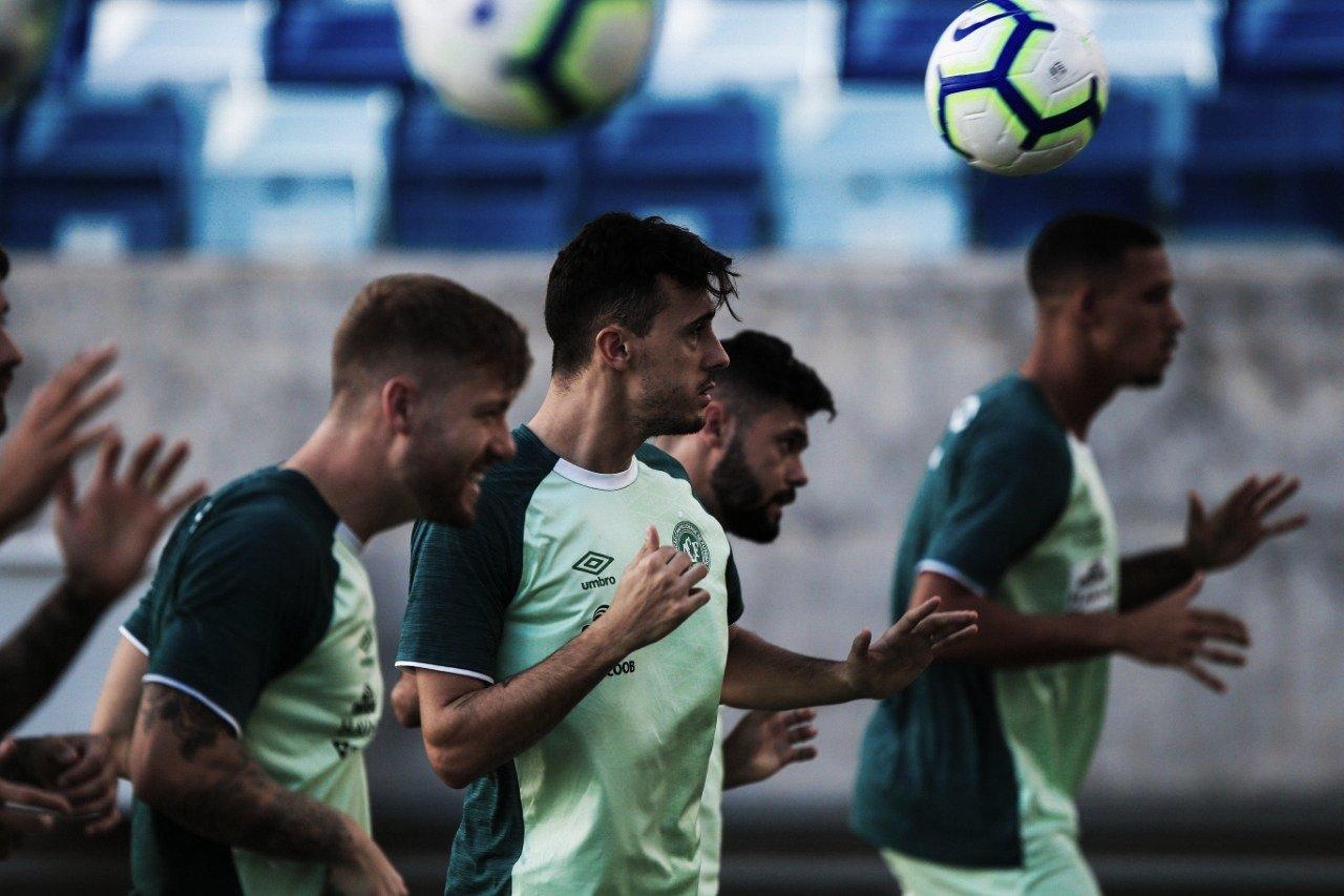 Chapecoense visita Mixto pela Copa do Brasil tentando evitar segunda eliminação seguida