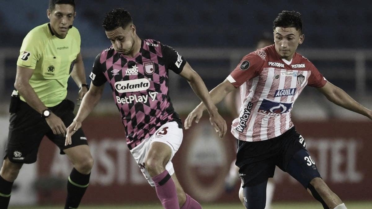 Puntuaciones tras el empate de Santa Fe por Copa Libertadores