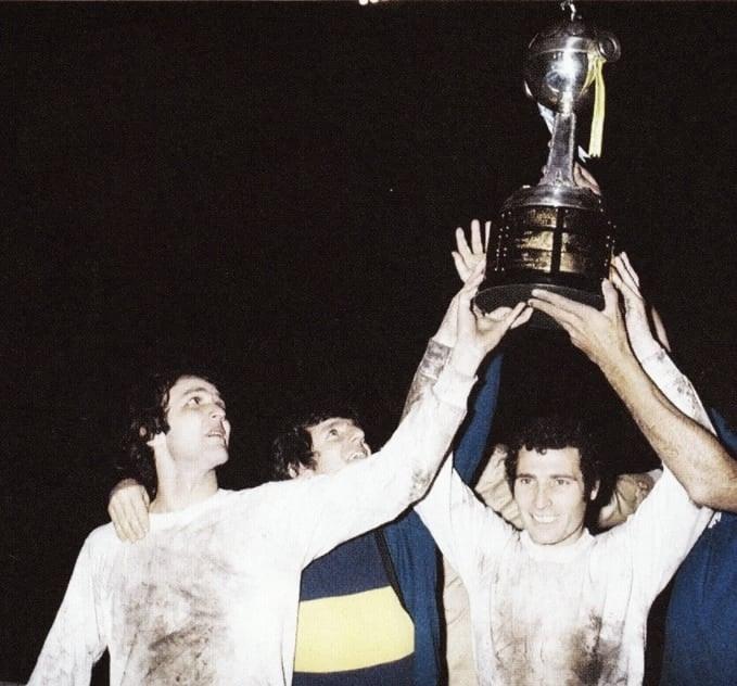 Ernesto Mastrángelo y su último partido en Boca