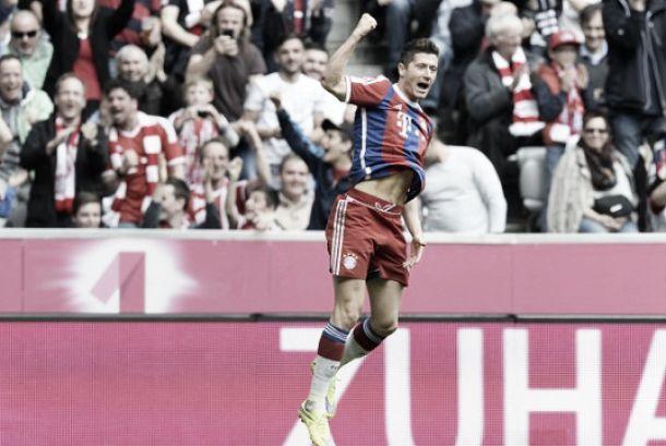 VIDEO Bundesliga: Bayern a valanga, Wolfsburg vincente, cade il Borussia Dortmund