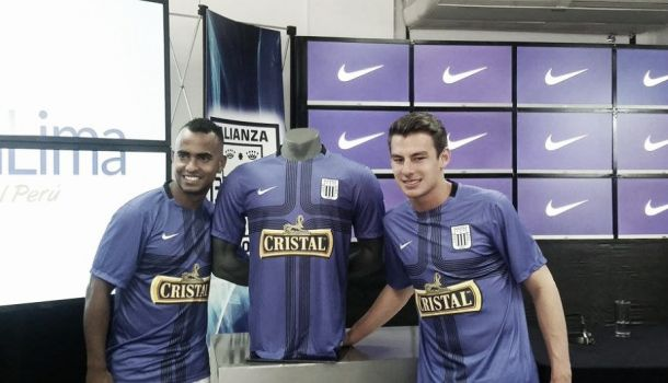 Alianza Lima estrenó camiseta edición limitada de octubre