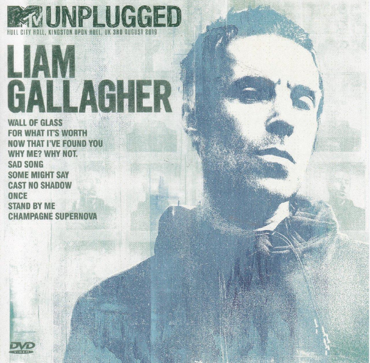 Liam Gallagher lanza 'MTV Unplugged', su nuevo álbum - VAVEL Media ...