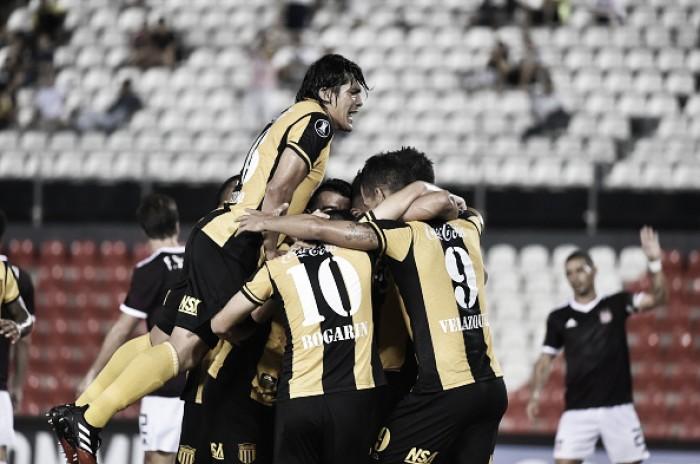 Não existe bobo na Libertadores: Guaraní goleia Carabobo e se classifica para terceira fase da pré