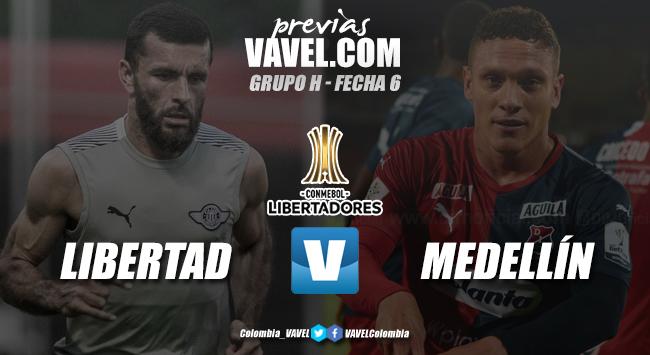 Previa Club Libertad vs Independiente Medellín: el 'poderoso' irá por los tres puntos del honor