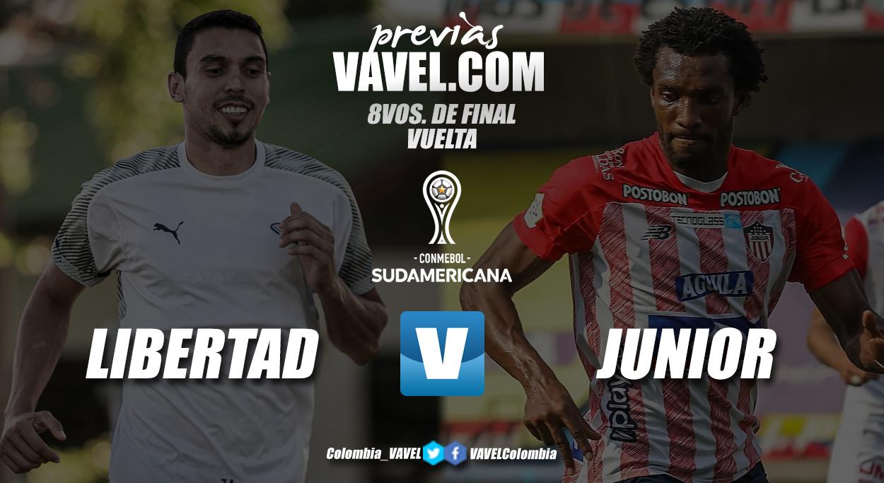 Previa Libertad vs Junior de Barranquilla: el todo o nada para ser uno de los ocho mejores del torneo