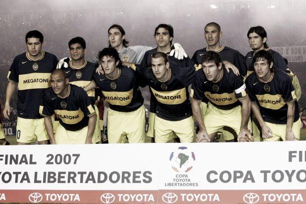 Historias de la Copa Libertadores: Boca campeón 2007