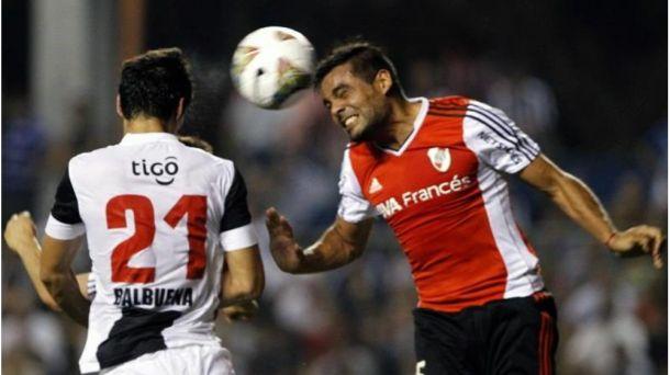 Resultado River Plate - Libertad por Copa Sudamericana 2014 (2-0)
