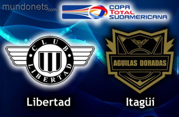 Libertad 2-0 Itagüí