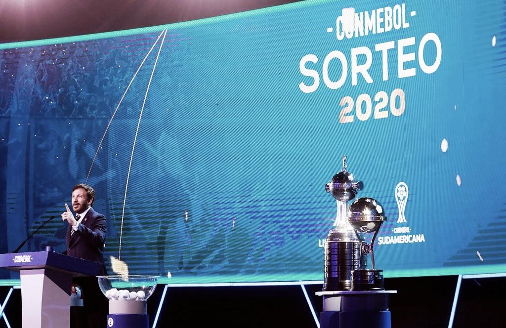 Conmebol estende para maio retorno da Libertadores e Sul-Americana