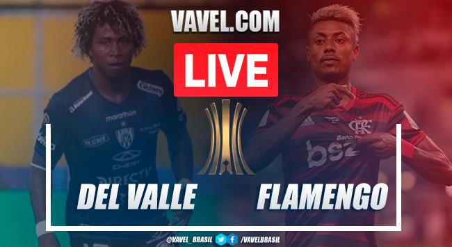 Gols e melhores momentos de Independiente del Valle 5 x 0 Flamengo pela Libertadores 2020