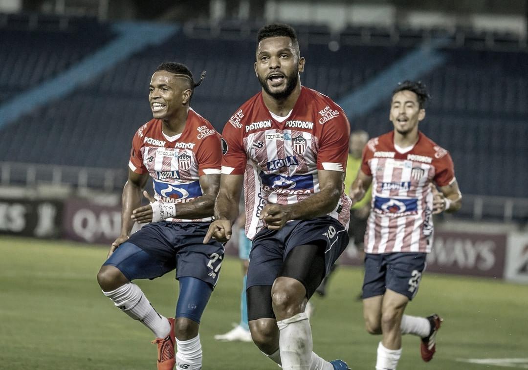 Junior, el último clasificado a fase de grupos de Copa Libertadores