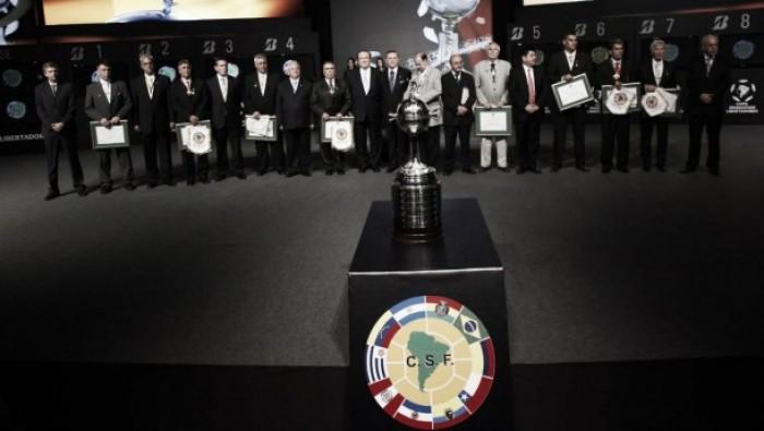 Sorteio dos grupos da Libertadores 2017