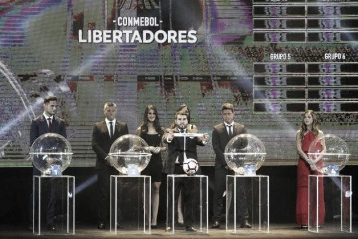 Datas e horários dos jogos do Cruzeiro na Libertadores são divulgados