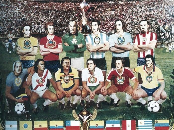 Da independência ao futebol: quem são os Libertadores da América?