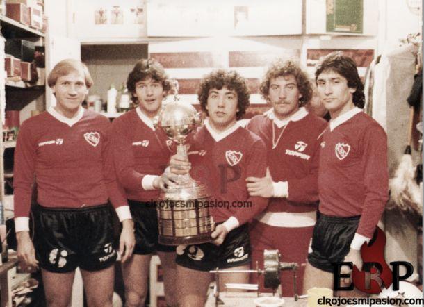 1984: 31 años de la séptima Libertadores