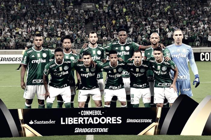 Brasileiros terão duelos difíceis na Libertadores 2018