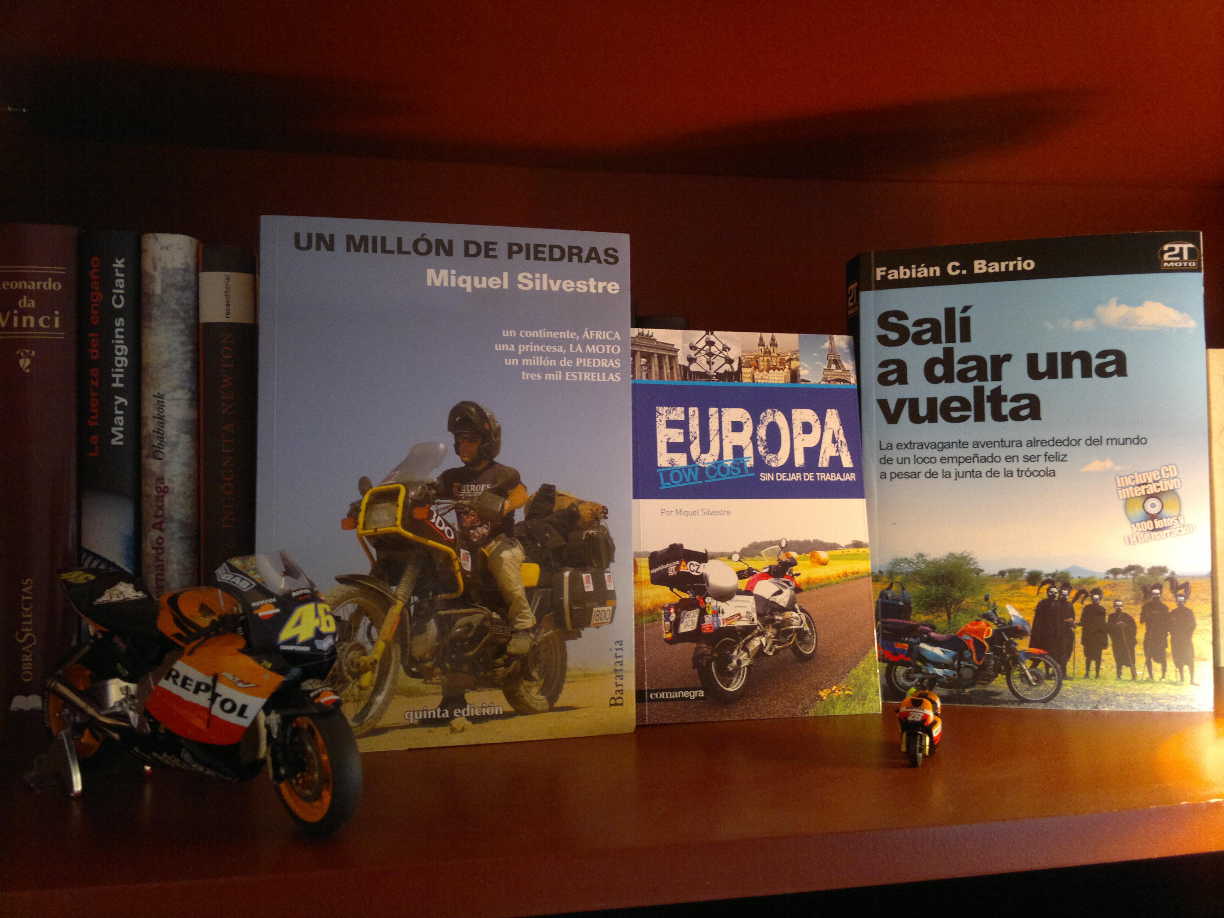 Libros de viajes que te harán soñar