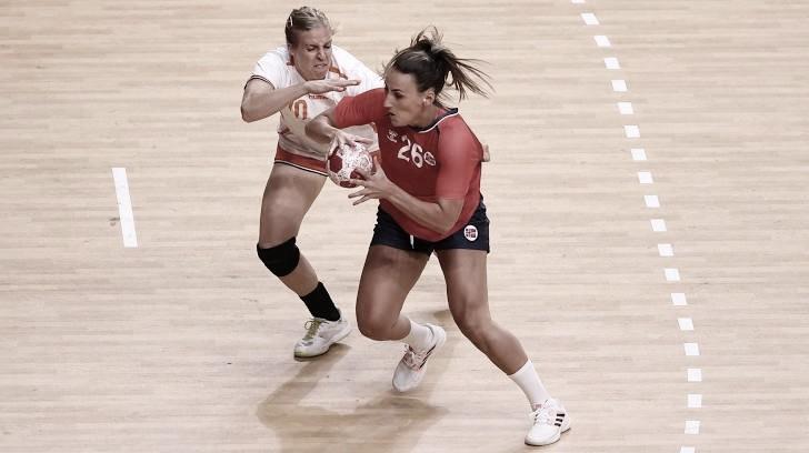 Melhores momentos Noruega x Hungria no handebol feminino pelas Olimpíadas (26-22)
