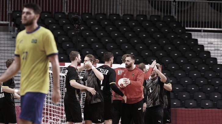 Brasil perde para Alemanha e é eliminado no handebol masculino ainda na fase de grupos