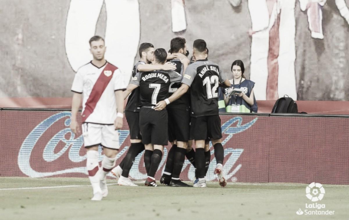 Rayo Vallecano - Sevilla FC, puntuaciones del Sevilla, primera jornada de LaLiga Santander