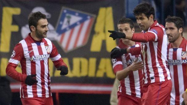 Super Atletico Madrid: Valladolid battuto 3-0