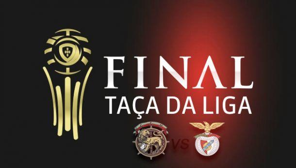 Marítimo x Benfica: águias querem o 'hexa', verde-rubros a primeira Taça