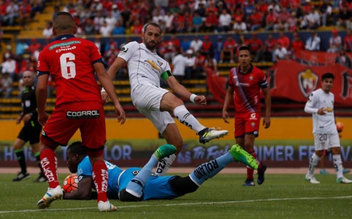 Liga de Quito no pudo ante El Nacional en el Atahualpa