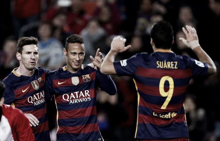 Liga, 21^ giornata. L'Atletico ospita il Siviglia, Barça a Malaga. Prima trasferta per Zidane
