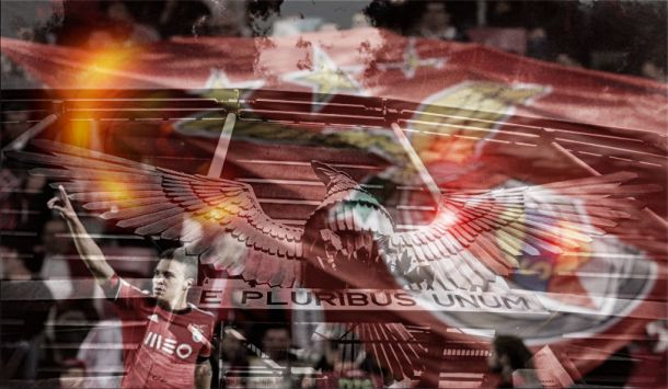 Águia domina a Liga Europa