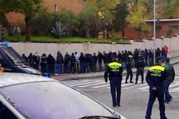 Espanha em choque com «jogo da vergonha»