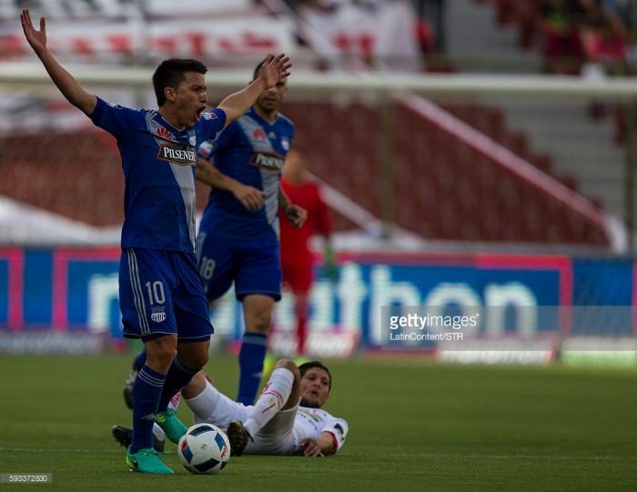 Emelec y Liga de Quito juegan el partido de la fecha