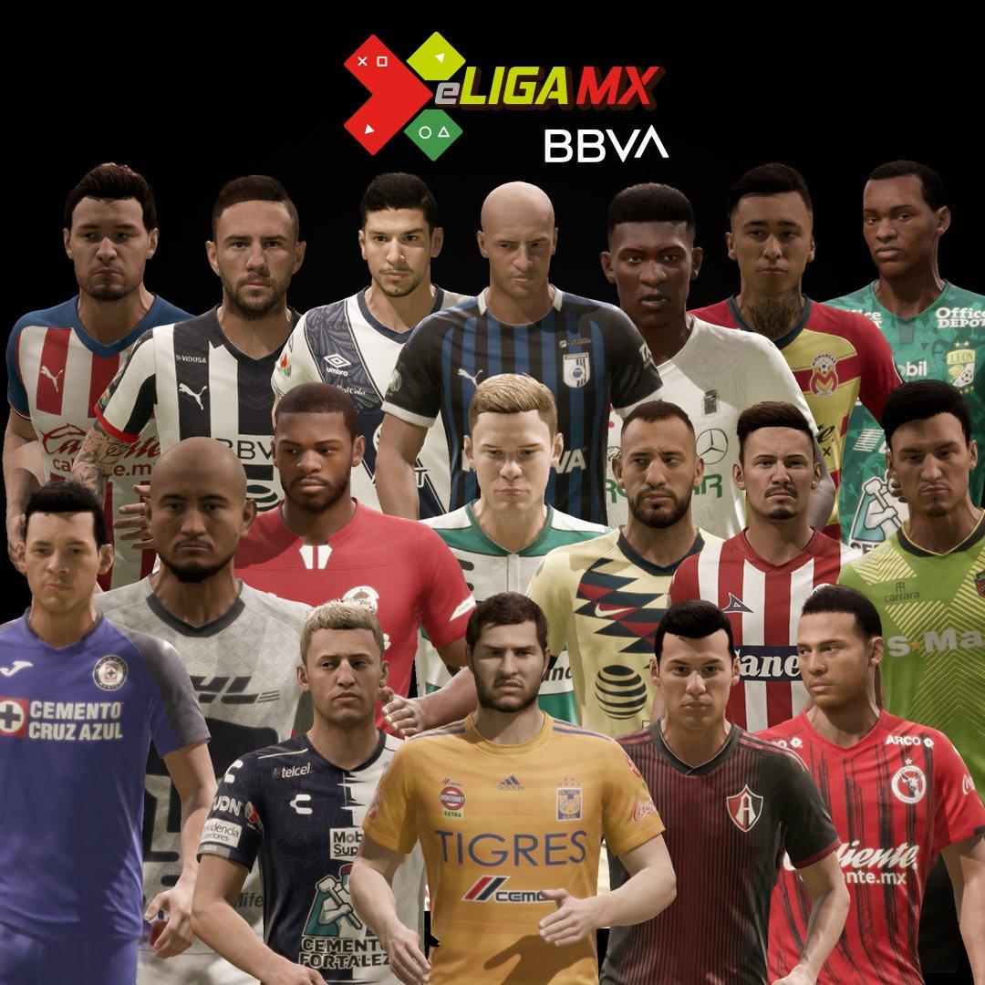 eLiga MX es anunciada de forma oficial