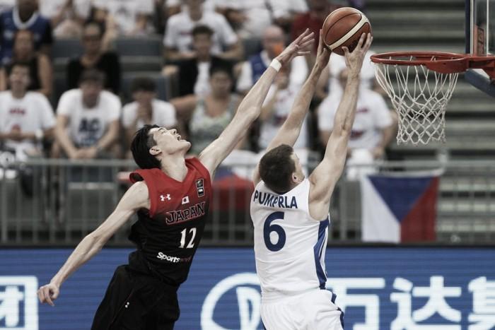 República Checa venció a Japón y se aseguró las semifinales