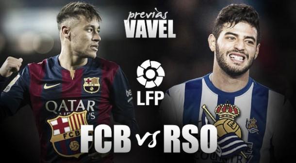 FC Barcelona - Real Sociedad: quién interrumpirá el 'showtime'