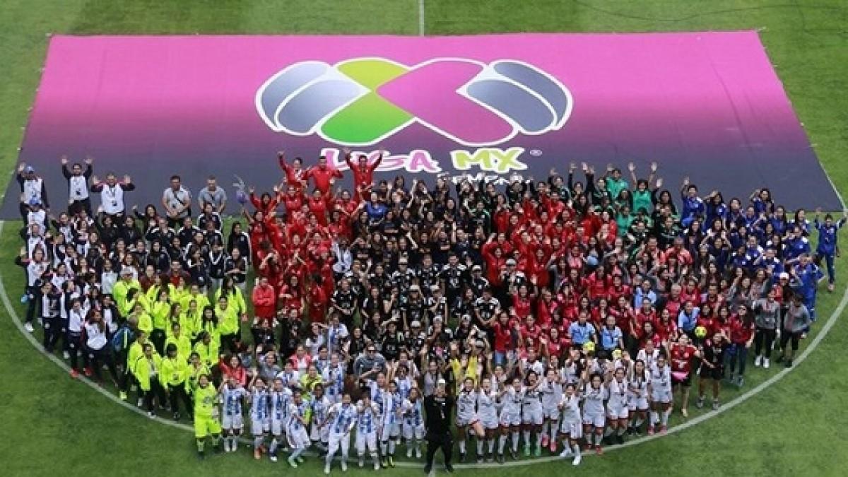 XI ideal de la J7 de la Liga MX Femenil