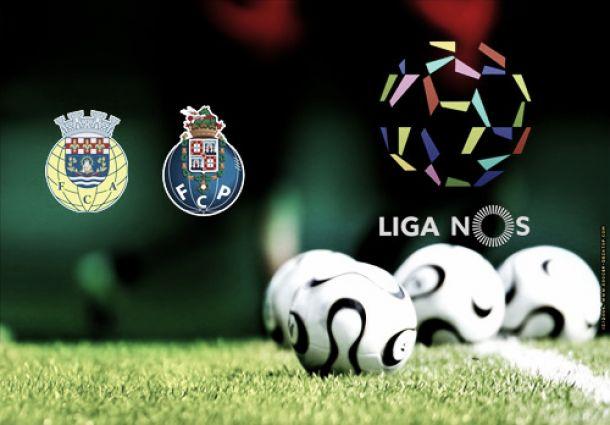 FC Porto visita bravo Arouca com a 'chapa 5' ainda fresca na memória