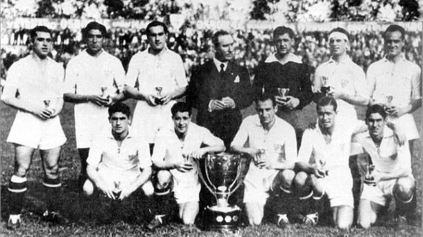 El Sevilla celebra su 110 aniversario
