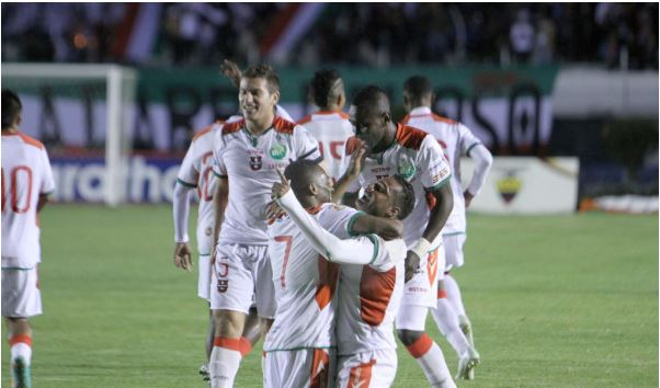 Liga de Loja golea al Deportivo Quito (VIDEO)