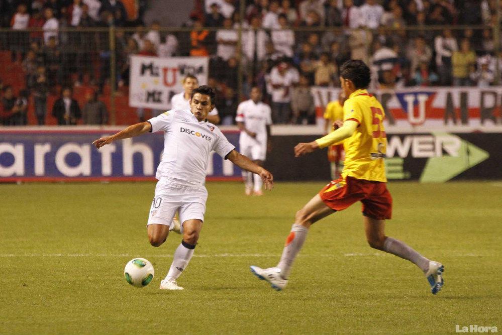 Liga de Quito - Aucas en una nueva edición del Superclásico capitalino