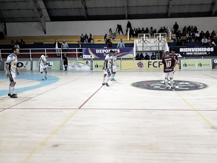 Las cuentas que hacen los equipos en la Liga Argos Futsal para clasificar
