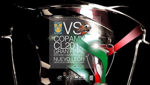 Resultado Tigres - Alebrijes Oaxaca en Copa MX (3-0)