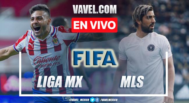 Goles y resumen del Liga MX 1-1 MLS en Juego de Estrellas