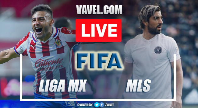 Goals and Highlights MLS 1-1 Liga MX in All Stars Match
