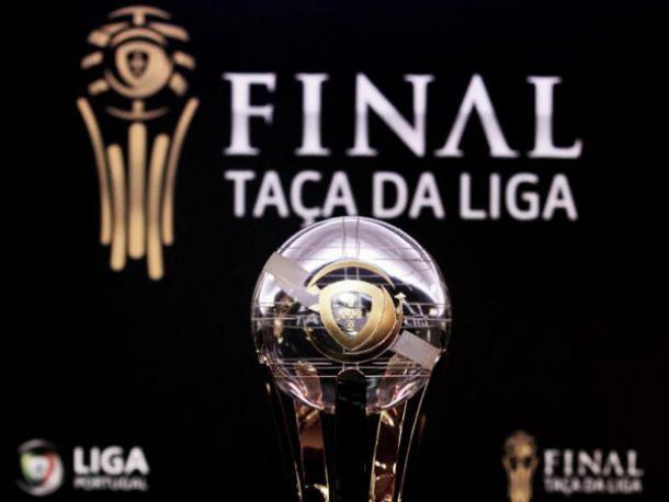 Benfica x Marítimo: Final da Taça da Liga jogar-se-á no dia 29 de Maio