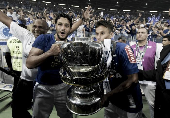 Além do Timão: após festa da Copa do Brasil, qual foi a partida seguinte do Cruzeiro?