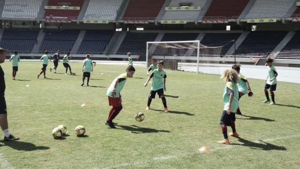 Barranquilla lista para la Liga Promises
