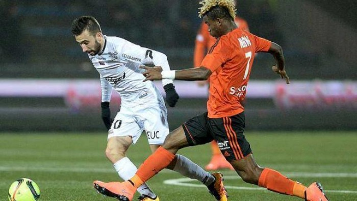 Ligue 1: vince incredibilmente il Lorient, sconfitta interna per l'Angers
