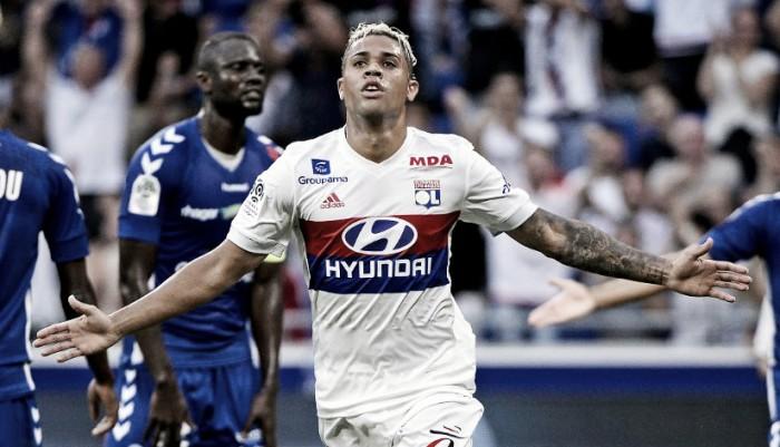 Ligue 1, la prima giornata - Il Lione parte col piede giusto. Cade il Nizza, ok il Guingamp