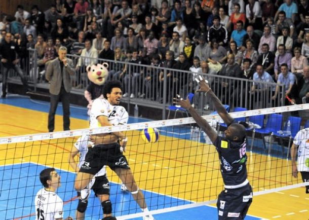 Volley-ball : Paris-Sète en direct vidéo (Terminé)