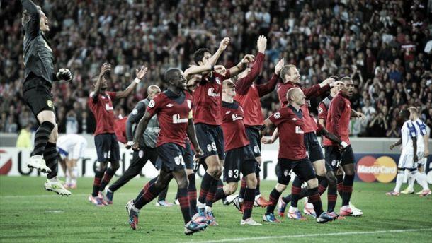 Lille, adversário do FC Porto no «playoff» UCL
